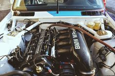 Make: BMW Model: 3 Series Chassis: E30 DTM Launched: 1985