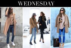 7 ajatonta tapaa pukea klassikkotakki | Strictly Style | Idealista