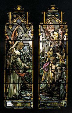 Window  Louis Comfort Tiffany, 1900  Christie's
