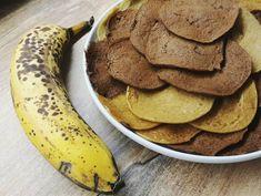 Zabpudingos-banános pali 10db - NAGYON JÓ Wheat Free Recipes, Gf Recipes, Gluten Free Recipes, Baking Recipes, Banana Pancakes, Vanilla Flavoring, 3 Ingredients, Dairy Free, Favorite Recipes