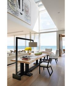"""The celebrity designer reveals twelve luxury projects in his new hardcover, """"Liaigre 12 Projects"""". Pictured above, a beach house in Malibu."""