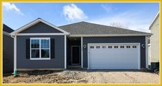 Open House! Visit the Abigail Model by Finney Homes Saturday, Jan. 26   Crown Highland WoodsCrown Highland Woods