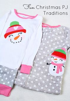 Do you buy Christmas PJs? These are our Christmas Pajamas and Fun Holiday Traditions  #ThisisStyle #shop #cbias