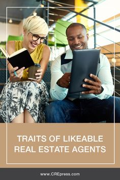 Traits of Likeable Real Estate Professionals. #realestate #commercialrealestate #CRE #marketing #blogging