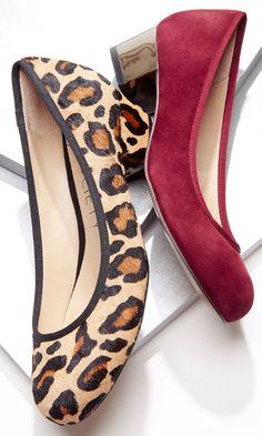 mini block heels