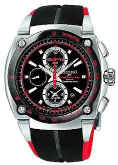 Seiko Sportura Formula One Honda Racing Watch SNA749