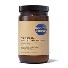 Blue Beauty Adaptogenic Protein – Moon Juice
