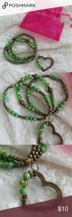 NWOT Beaded BOHO Bracelet New Jewelry Bracelets