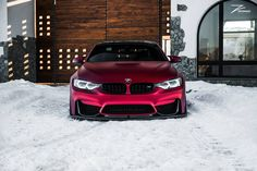 BMW M4 F82  What's not to love???