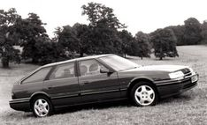 The Rover 800 Estate - Never made it to production.