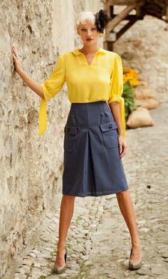 Quarry Skirt #shabbyapple