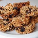 """granola """"bars"""" baked in muffin tins"""