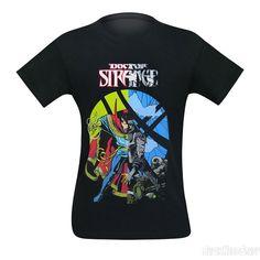 Images of Dr. Strange #11 Comic Cover Men's T-Shirt
