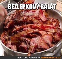 Bezlepkový salát