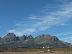 Helderberg Somerset West, Mountain View, Mountains, Nature, Photos, Gifts, Travel, Naturaleza, Pictures