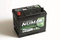Numax LV22MF Sealed Leisure Battery 12V 75Ah#batteries