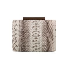 #alewalsh #clutch  Ale Walsh - Snake skin clutch bag with wooden closure and a drop-in gold chain. Buy online at www.alewalsh.com Dark Summer, My Spring, Red Coral, Summer Collection, Gold Chains, Snake Skin, Clutch Bag, Ale, Drop