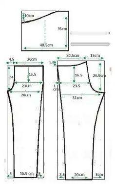 Line Chart, Pants