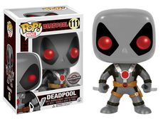 Marvel X-Force DeadPool Gamestop Exclusive! Your favorite Merc with a Mouth  in his X-force costume! Now in Funko POP vinyl form! 99ece5f32d47
