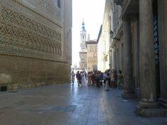 Visitantes en #Zaragoza #LaSeo