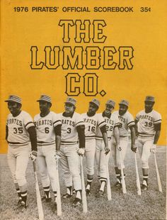 1976 Pittsburgh Pirates