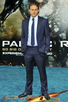 Charlie Hunnam GQ interview on Pacific Rim & Sons Of Anarchy