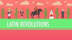 Latin American Revolutions: World History #31