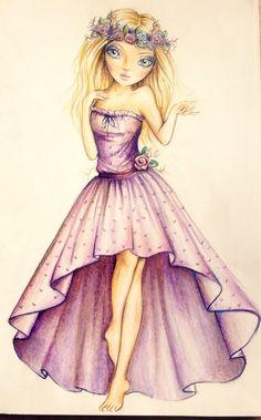 Summer Fairy by funandcake on deviantART