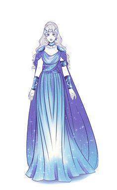 Ilmarë, doncella de Varda