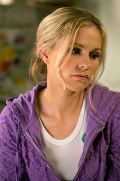 Sookie Stackhouse! I never gave Anna Paquin a second thought until I saw true blood...now I'm a believer!