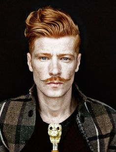 young-conan-obrien-with-nick-wooster-haircut-tartan-plaid-jacket