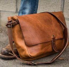 Brown Laptop Bag! #stunning