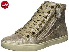 Lico Treasure, Sneakers Basses Femme - Or - Gold (Gold/Beige), 39