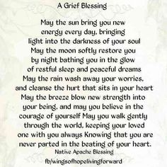 Native American Prayers, Native American Wisdom, American Symbols, Native American Spirituality, Funeral Prayers, Funeral Poems, Death Quotes, Loss Quotes, Grief Poems