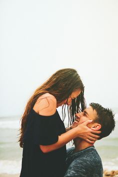 Promise me this next time... I want to be the one to hold you in the sand... to kiss you as the water hits our feet... I don't want to miss another time with you...