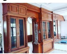 Thai Design, China Cabinet, Storage, Furniture, Craft, Home Decor, Purse Storage, Decoration Home, Chinese Cabinet