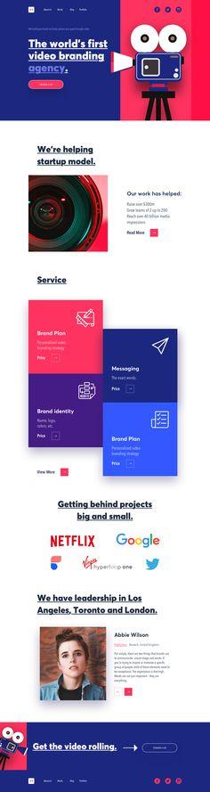 png by Shamin Yassar Web Layout, Layout Design, Best Landing Page Design, Clean Web Design, Identity, Communication, Purple Themes, Web Design Trends, Branding Agency