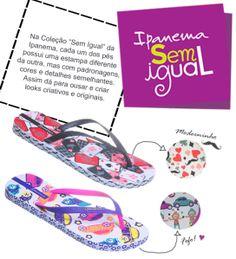 Nova Coleção da Ipanema  http://blogdesapato.wordpress.com/2013/12/23/colecao-ipanema-sem-igual-verao-2014/