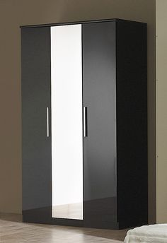 Topline Robe with Centered Mirror Free UK Delivery Buy direct from website : www.woodlers.co.uk