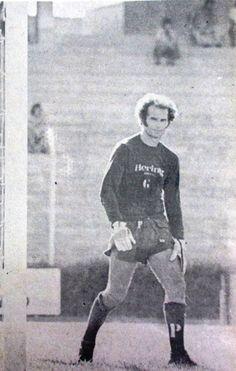 Picasso, goleiro do Grêmio em 1974.