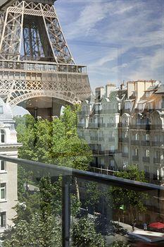 Pullman Paris Tour Eiffel (Paris, France) | Travelocity.com @Danielle Sourber this is the view from the balcony!