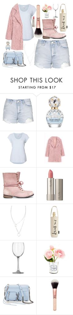 """""""Maple"""" by goingdigi ❤ liked on Polyvore featuring moda, Topshop, Marc Jacobs, Witchery, Steve Madden, Ilia, Luv Aj, Kate Spade, Libbey i Chanel"""