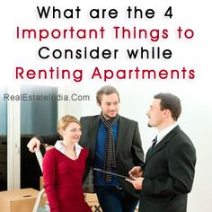 What are the 4 Important Things to Consider while Commercial Property For Rent, Rental Property, Real Estate News, Renting, The 4, Rental Apartments, Posts, Blog, Messages