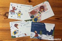 Zážitkové pohlednice - zima