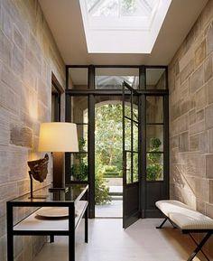 Entrance Halls : Architectural Digest