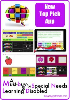 Best app for communication support: Abilipad is newly updated! http://www.smartappsforkids.com/2013/02/abilipad-review.html