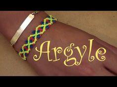 Discussion Bracelet: Argyle (remake) - YouTube