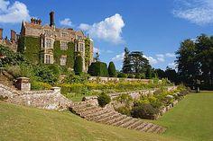 Chilham castle near Canterbury, Kent, England, United Kingdom