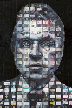 Nick Gentry. Portraits - Wall Street International