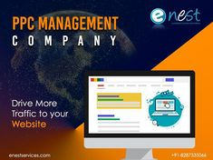 eNest Services is a leading PPC Management Company in Delhi, India. we provide PPC Management for your businesses and manage campaigns on Google AdWords. Our PPC Services keeps up with new strategies for paid search marketing. For more details call us at +91-8287335066